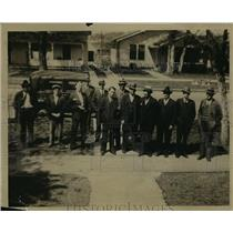 1933 Press Photo Scottsborg, Alabama, Jury in the Trial of Haywood Patterson