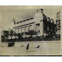 1929 Press Photo Nice France new palatial gambling casino opens - sbx01356