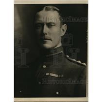 1918 Press Photo Maj General Sir Alexander John Godley of British fore in France