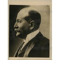 1918 Press Photo Take Ionascu, former Premier of Romania - sbx00464