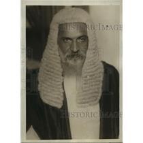 1925 Press Photo Hon VJ Patel, 1st Indian at Viceroy's Legislature - sbx00834