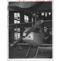 1966 Press Photo N-9 Navy Seaplane of 1918 - ftx02275