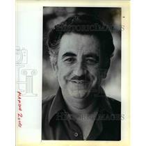 1979 Press Photo Mahmoud Zoubi - orb06956