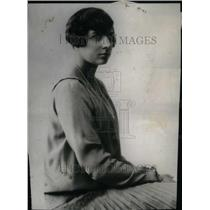 1930 Press Photo Spain's Princess Beatrice - RRU21245