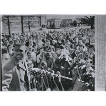 1963 Press Photo Clemson College First Black Student - RRV04351