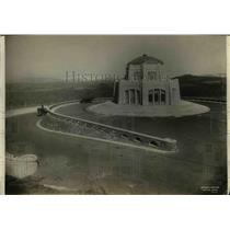 1915 Press Photo Vista House at Crown Point, was built at a cost of $18,000