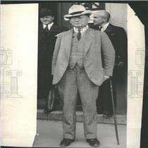 1927 Press Photo Maxim Litvintoff Foreign Secretry USSR - RRY24799