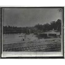 1892 Press Photo Lakeview Park in Birmingham, Alabama - abnz00496