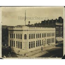 1935 Press Photo Jemison and Company Building in Birmingham, Alabama - abnz00705