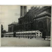 1927 Press Photo The Trocadero Building in Paris, France - mjx27128
