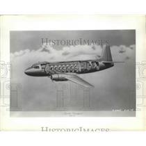1945 Press Photo Martin Transport Airplane - ney26589