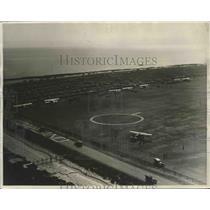 1929 Press Photo Air Field - ney26660