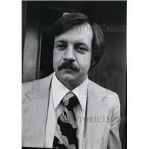 1978 Press Photo Dennis Sullivan Advertising Man - spa17701
