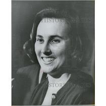 1966 Press Photo Mrs David R Scott - spa17803