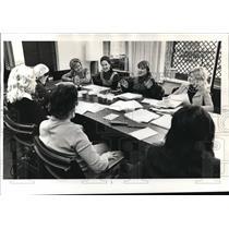 1973 Press Photo Equal Rights Alliance-Oregon - orb65488