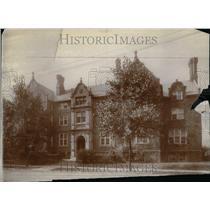 1908 Press Photo Grace Hospital Murder Home - RRU31375