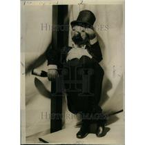 1939 Press Photo Puppett Slapsie Maxie Blowstein - RRU30169