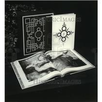 1980 Press Photo A  copy of The Vatican Treasures of Michelangelo - spa11839