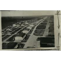 1929 Press Photo Air View of Kelly Field, San Antonio, Texas - mja61233