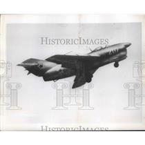 1952 Press Photo Russian MIG-15 Plane - nef65520