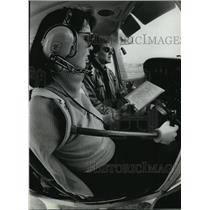 1983 Press Photo Sheri Coin, handicapped pilot - spa51248