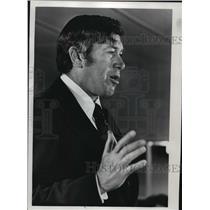 1975 Press Photo Cal McLish, Milwaukee Brewers Pitching Coach - mja56737