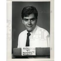 1988 Press Photo Kyle Brylow, A Regional Sales Manager  - mja60047