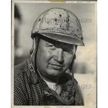 1948 Press Photo Race Car Driver--Myron Fobr - mja58847