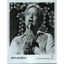 1983 Press Photo Rex Allen Jr. to Perform at Nick's Nicabob - mja63135