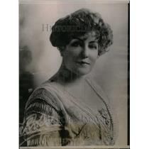 1922 Press Photo Lillian Russell Moore Alexander Queen - RRU29093