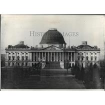 1846 Press Photo The United States Capitol as it Appeared in 1846 - mja55742