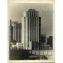1932 Press Photo Saint Paul's City Hall and Courthouse in Minnesota - mja56424