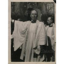 1922 Press Photo Dr William Norman Guthrie rector of St Marks church - neo01524