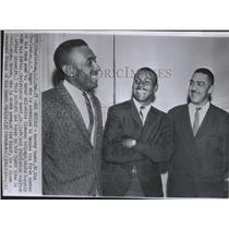 1963 Press Photo Harvey Gannt first black Clemson - RRV04353
