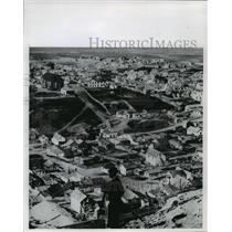 1965 Press Photo Helena, Montana in 1883 - mja61446
