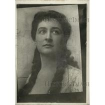 1913 Press Photo Emma Eames, Singer - neo03296
