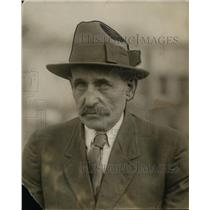 1912 Press Photo John Heffner, Marshall of Parmia Heights in Ohio - neo00537