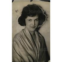 1922 Press Photo Martha Bryan Allen Actress,Theater Guild Protegee - neo03710