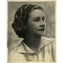 "1934 Press Photo Actress Jane Seymour for ""Invitation to a Murder"" - neo05604"