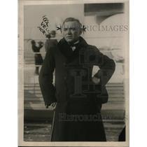 1922 Press Photo Ignez Friedman Aboard S.S. Olympic, New York - neo07883