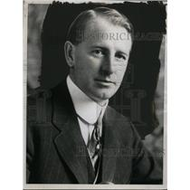 1910 Press Photo Frank Knox, Republican State Central committee of Michigan