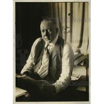 1919 Press Photo Charles Van Loan- Died March 1919 - neo03288