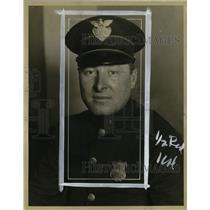 1929 Press Photo Patrolman John Kolansinski - neo03605