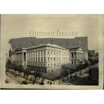 1924 Press Photo U.S. Patent Office, Washington, D.C. - neo07745