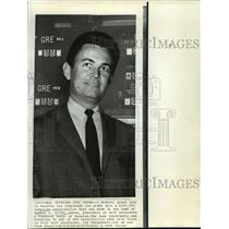 1973 Press Photo Robert H. Allen, Pres. of Gulf  Resources & Chemical Co.