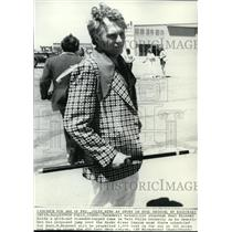 1974 Wire Photo Stuntman Evel Knievel - spw03561