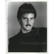 1984 Press Photo Fashion designer Carmelo Pomodoro - spa44346