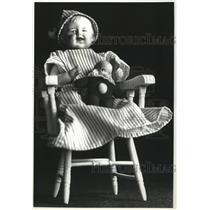 1983 Press Photo Jo's Doll's Heubach doll - spa47084
