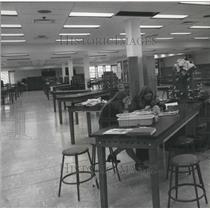 1972 Press Photo Spokane Community College - spa46595