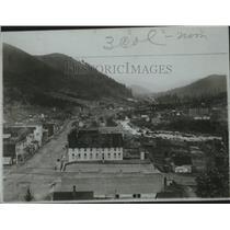 Press Photo Mullan Idaho - spa48982